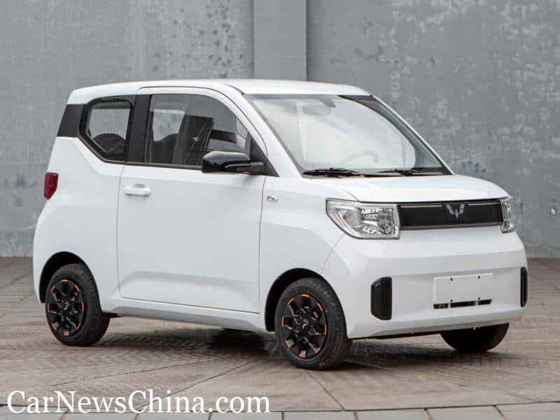 Wuling Hongguang Mini EV Long Range
