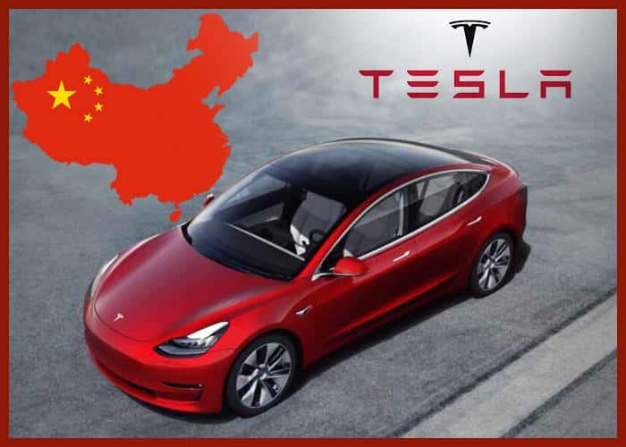 Tesla receives lot's of money from Chinese goverment. BYD is the secodn best. Image source: Tesmanian