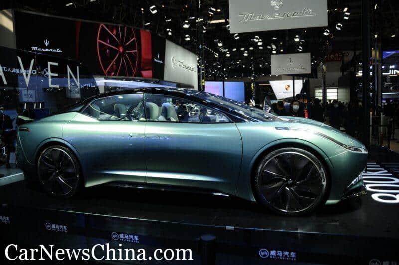 Weltmeister Maven concept vehicle (1)