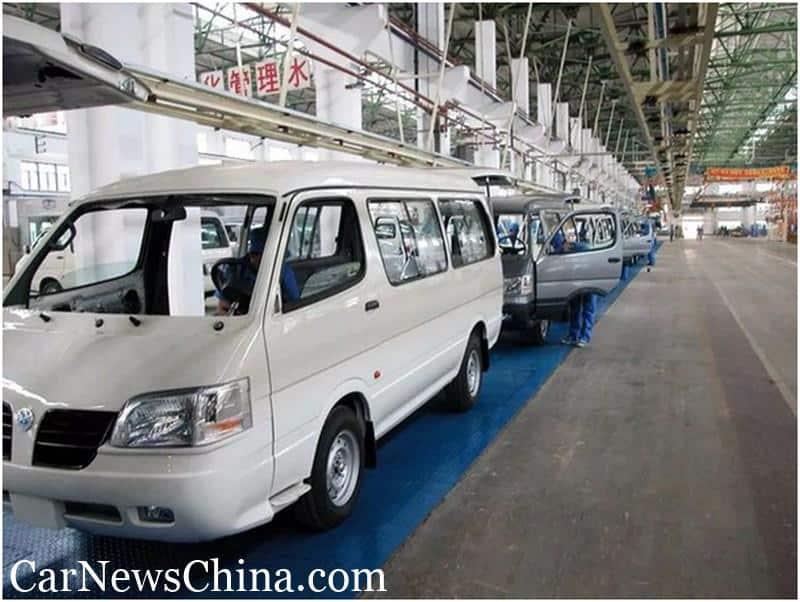 Polarsun assembly line